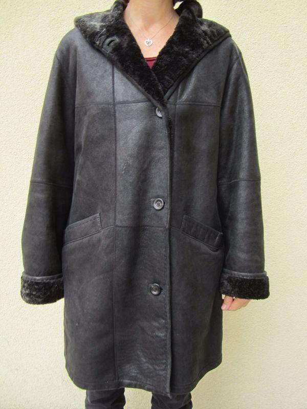 Damen Lammfelljacke schwarz Gr. 40 in München - Damenbekleidung ... 93d3289cc8