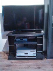 TV Schrank schwarz
