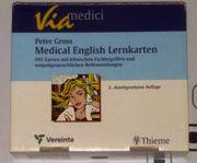 Medical English Lernkarten