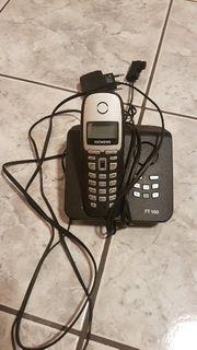 Schnurlostelefon Siemens
