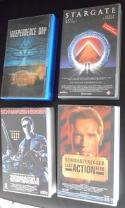 Independence Day Stargate Terminator 2