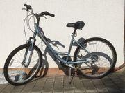 Damen Fahrrad 26 Zoll 21-Gang