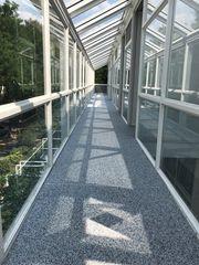 Steinteppich Innen- und Außenbereich