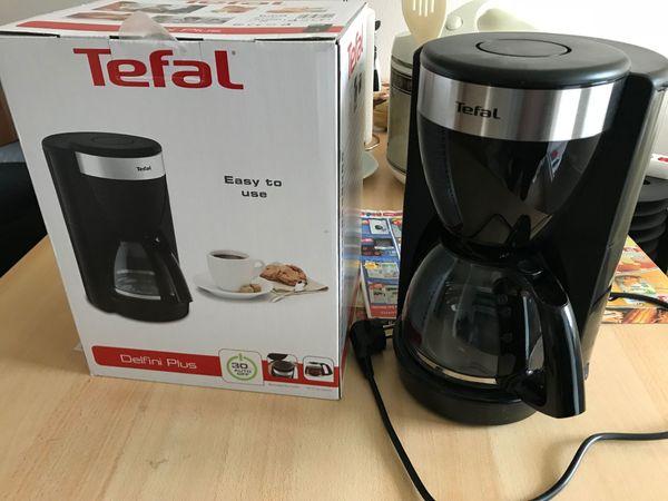 Tefal CM1808 Deflini Plus Glas-Kaffeemaschine