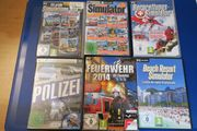 6 Simulationsspiele für