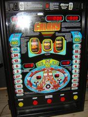 Spielautomat Galaxy 1zu1 auf Euro