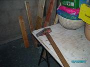 Holzspalthammer