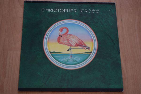 Schallplatte Chrisopher Cross