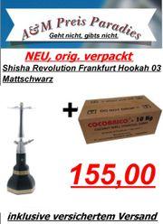 Mattschwarz Shisha Revolution