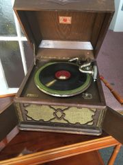 Grammophon Polyphon Musik