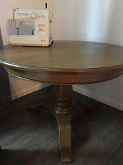 Esstisch Eiche Rustikal Haushalt Möbel Gebraucht Und Neu