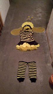 Kostüm Bienenkönigin Gr.