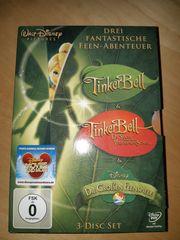 Disneys Tinkerbell - 3 fantastische Feen-Abenteuer -
