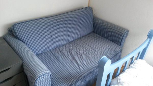 Schlafsofa Ikea Hagalund in Mannheim - Polster, Sessel, Couch kaufen ...