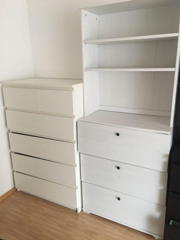 2x Ikea Komoden zu verschenken!! (Selbstabholung) in Bad Saulgau ...