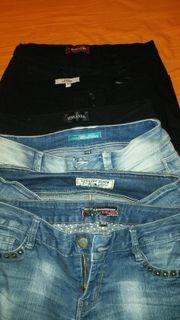 Hosen Hotpen Röcke