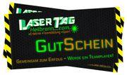 LASERTAG GUTSCHEIN - Immer