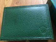 Grüne Uhrenschachtel für ROLEX Oyster