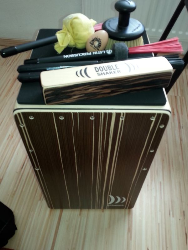 Schlagwerk Cajon percussion » Drums, Percussion, Orff