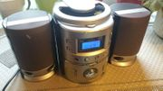 Radio CD Musikanlage Microanlage Wi-Fi