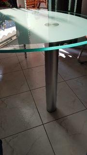 Glastisch Oval Haushalt Möbel Gebraucht Und Neu Kaufen Quokade