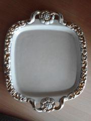 Keramik-Platte mit