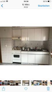 Küchenschränke weiß