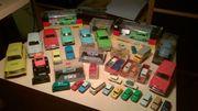 Trabbi Sammlung Modellautos