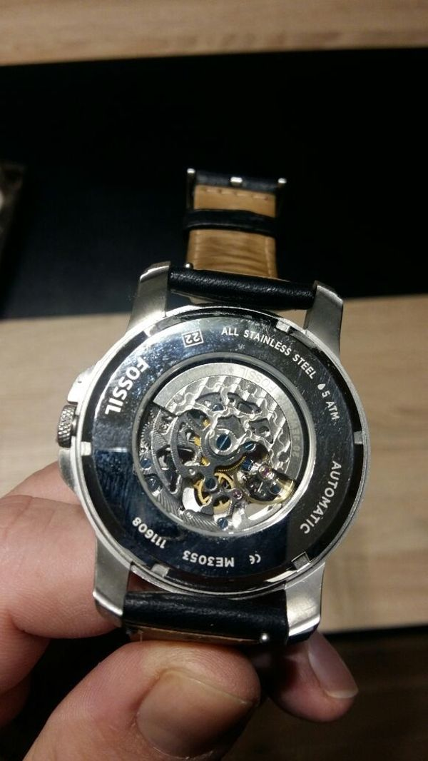 Fossil Automatik Uhr » Uhren