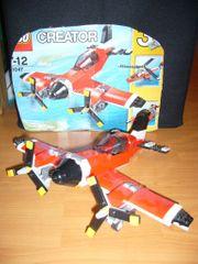 lego creator 31047 Propeller Flugzeug