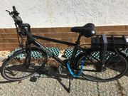 Elektro Herren Fahrrad