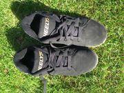 Schwarze Heelys, Gr.
