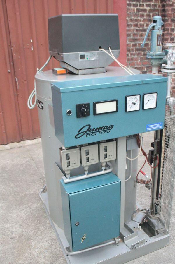 Dampferzeuger Dampfkessel JUMAG DG 320 in Velbert - Geräte ...