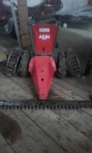 AEBI Motormäher AM20