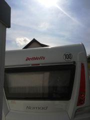 Wohnwagen Dethleffs Nomad