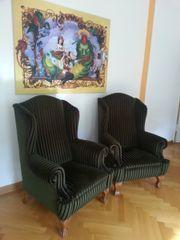 ohrensessel antik - haushalt & möbel - gebraucht und neu kaufen, Hause deko