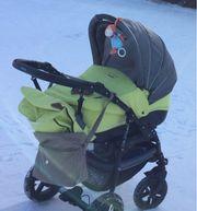 Kinderwagen Baby-Merc