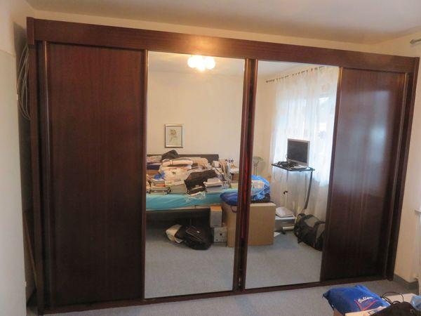 Schwebetüren-Spiegelschrank fürs Schlafzimmer in Friedrichsdorf ...