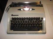 Reise-Schreibmaschine Adler Contessa