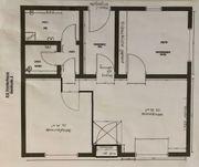 2-Zimmer Wohnung zu vermieten in