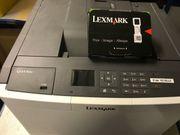 Lexmark Drucker cs