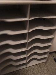 Papier Sortierstation Styro
