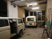 Halle Unterstellplatz Garage Wohnmobil Boot