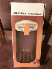 Kaffeemühle elektrisch / SIEMENS /