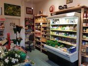 Laden/Einzelhandelsfachgeschäft Lebensmittel