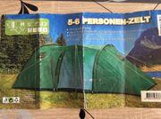 5-6 Personen Zelt
