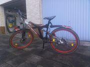 Fahrrad Fully von
