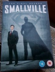 SMALLVILLE Staffel 10 -