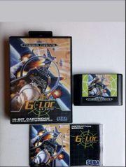 G-Loc Air Battle - Sega Mega
