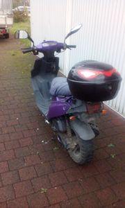 50er roller-moped